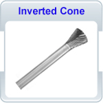 Inverted Cone Burs