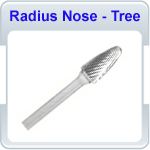 Tree Radius Nose