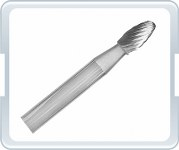 Solid Carbide Bur BE-1
